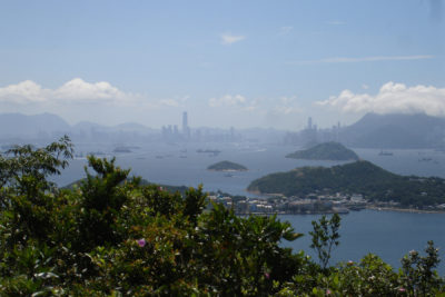 Hong Kong: Petri Dish Islands