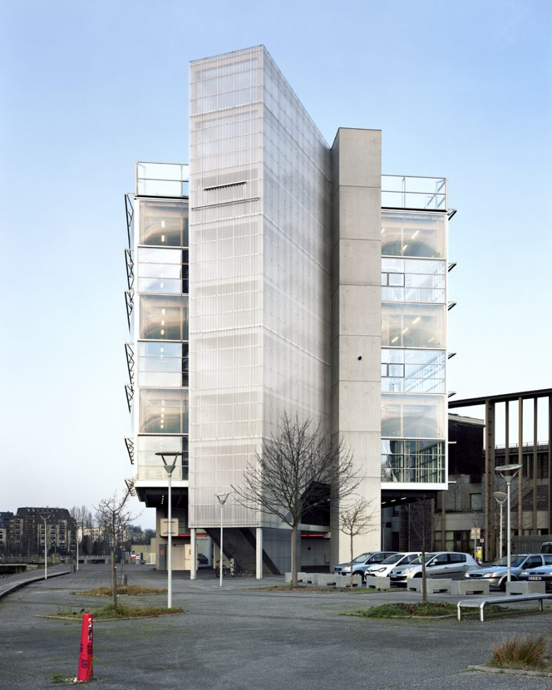 New Generation Research Center - © Maxime Delvaux