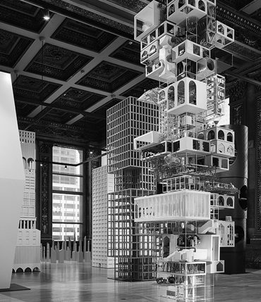 Trojan Horse or Matryoshka? The 2nd edition of the Chicago Biennial