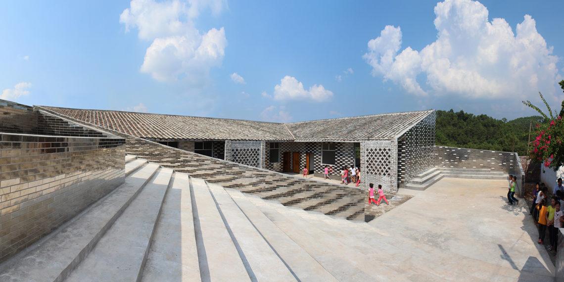 Mulan School - Mulan School, 2012 © Rural Urban Framework