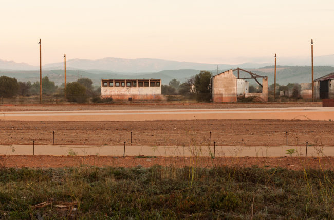 Memorial Museum of Rivesaltes Camp, Rudy Ricciotti ©Kevin Dolmaire