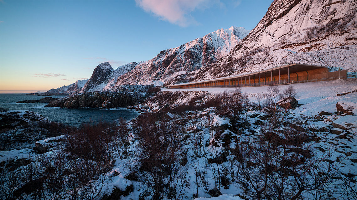 Norweigan <br> Scenic Routes - ©Tommy Johansen